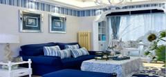 地中海风格家装设计,享受大海气息!