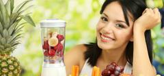 选购水果榨汁机时应注意什么?