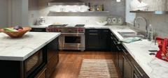 厨房石材油污该怎么处理?