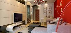 现代简约风格的布艺沙发,时尚典雅!