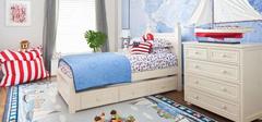 地中海风格儿童房,享受大海的神奇!