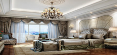 极致奢华的欧式风格设计理念!