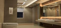 卫生间装修,卫生间吸金风水
