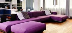 紫色客厅装修攻略大揭秘