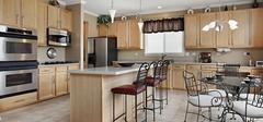 厨房色彩搭配技巧,三招教你远离枯燥厨房
