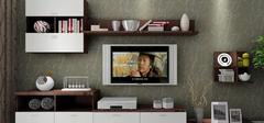 三招教会你如何选择客厅电视柜