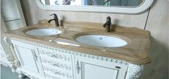 哪种材料适合用作浴室柜台面?