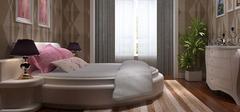 卧室家具搭配,打造舒适混搭风格空间!