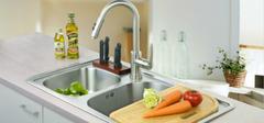 厨房水槽是单槽好,还是双槽好?