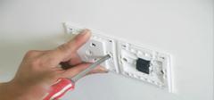 插座及开关面板的安装位置该如何确定?