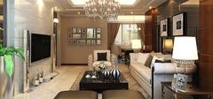 客厅背景墙,打造和谐混搭风格空间!