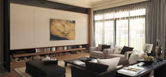 混搭风格客厅,打造创意家居!