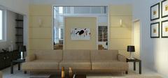 沙发背景墙设计要素有哪些?
