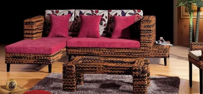 藤编家具的特点与保养方法介绍