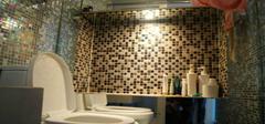 卫生间马赛克瓷砖的清洁与保养工作