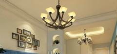 地中海风格灯具,浪漫与美的选择!