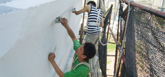 墙面涂料施工七大步骤分析