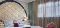地中海风格窗帘,浪漫神秘的帘幕!