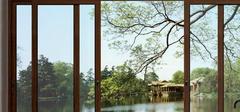 装修时铝合金门窗的质量如何鉴定?