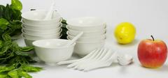 在选购陶瓷餐具时,我们应该注意什么?