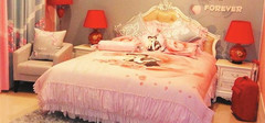 婚床的摆放位置与朝向助力美满的婚姻