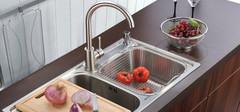 厨房水槽的方位要如何定夺?