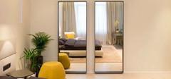添福添寿的卧室镜子摆放风水