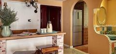 田园风格的样板房装修,打造自然家居!