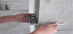 墙面阴阳角线怎么处理?