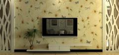 在选购电视背景墙壁时,我们应该注意什么?
