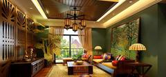 装修之东南亚风格 感受人与自然和谐之美