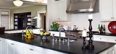 女性视觉的混搭风格厨房,尽显温柔细腻!