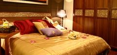 东南亚风格婚房,体验浪漫风情!
