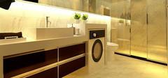 洗衣机风水位置,卫生间家电的风水布置
