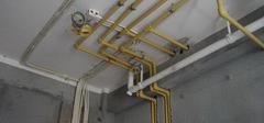 冷热水管管路开槽施工方法和要点?