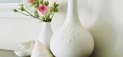 正确的花瓶摆件带来正确的桃花