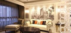 美式风格沙发背景墙,体会美式中的玄妙!