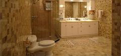 卫生间瓷砖污垢如何处理?