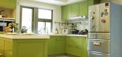 小清新厨房装修,你值得拥有