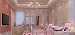 欧式风格婚房甜蜜来袭,打造浪漫之旅!