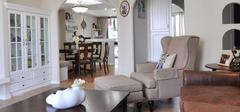 混搭风格客厅,感受脱俗的姿态设计!
