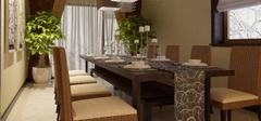 东南亚风格餐厅,在家享受东南亚饮食!
