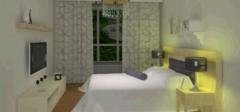 精致小卧室装修效果图,欢迎欣赏