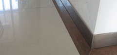 客厅装修之踢脚线材料