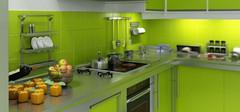 厨房颜色风水有何要领?