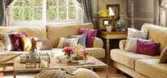 田园风格沙发设计,自然清新大方!