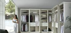 在选购开放式衣柜时,我们应该注意什么?