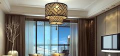 中式风格吊灯,点亮传统最炫民族风!