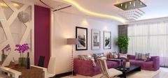欧式风格客厅简单装扮,时尚大装修!