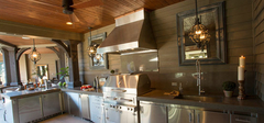 东南亚风格厨房,纯正的自然原始风情!